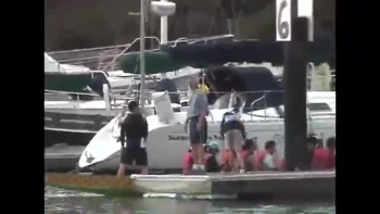 2008 Dragon Boat Race in San Francisco bay area