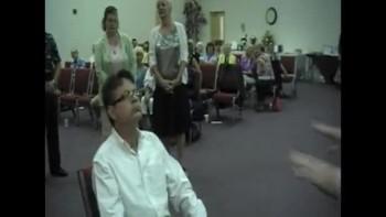 Creative Miracle - Healing Evangelist Glen Brown