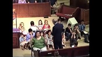 Ladonia Baptist Prelude To Children's Church ... 4.3.2011