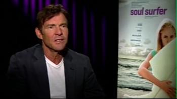 SOUL SURFER interview B