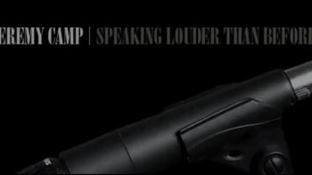 Jeremy Camp - Speaking Louder Than Before (Lyric Video)
