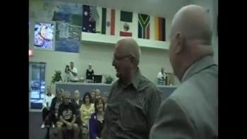 Bone on Bone - Healing Evangelist Glen Brown