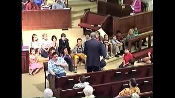 Ladonia Baptist Prelude To Children's Church ... 4.10.2011