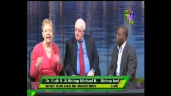 Bishop Reid on Olive TV - Part One