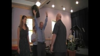 Transferring the Miracle Anointing!
