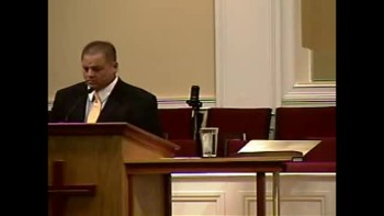 """""""Characters Around the Cross - The Centurion and the Soldiers""""  Sun AM Preaching - 4-10-2011 - Community   Bible Baptist Church 2of2"""