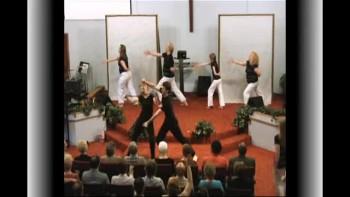 'Shackles' - powerful 'LIVE' Dance Performance!
