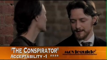 THE CONSPIRATOR review