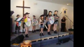 GCF kids - full armor of God skit