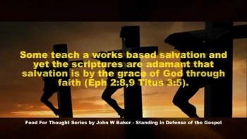 Standing In Defense of the Gospel - Will You Stand With Paul?