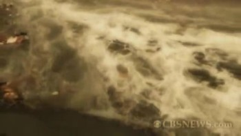 Amazing Video of Tsunami in Japan - Change In The Weather John Fogerty