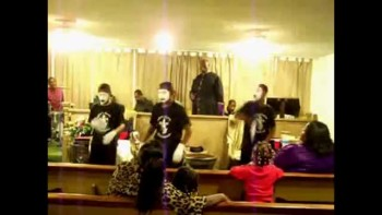 God's Army Mime Ministry (My Worship is For Real)