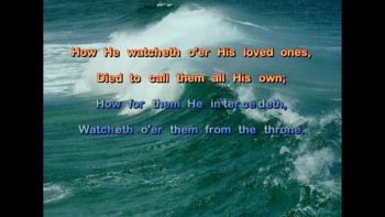The Deep, Deep Love of Jesus