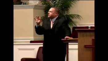 """""""Characters Around the Cross - His Companions"""" - 4-17-2011 - Sun AM Preaching Community Bible Baptist   Church 1of2"""