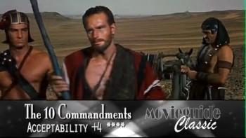 THE TEN COMMANDMENTS classic review