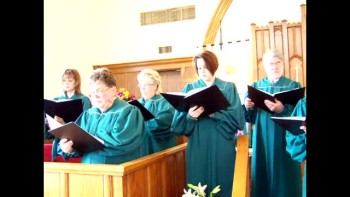 """OSLC """"Cannon of Praise"""" on Easter"""