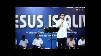 Jesus Risen From The Death: PR.Tinu George