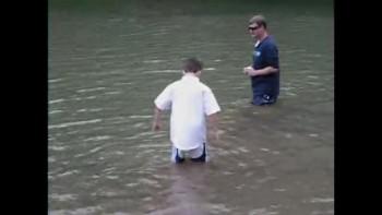 Baptizing Youth