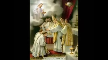 Early Christian Beliefs 2 of 4 (Priesthood) Apostolic Succession