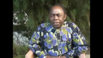 Interview with Nigerian Arch Bishop Benjamin Kwashi.flv
