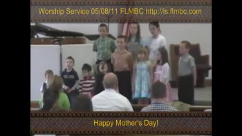 2011-0508 AM Song Service