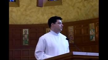 Internship Preaching - Terry