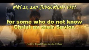 Judgement Day - May 21, 2011