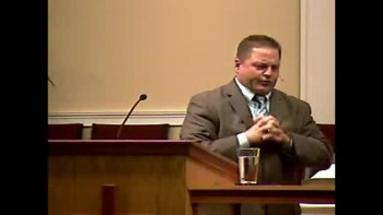 Galatians 3:10-12 - Sun PM Preaching - 4-24-2011 - Community Bible Baptist Church 2of2