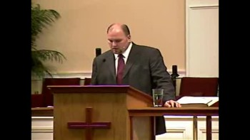 """Power for Life"" - Sun AM Preaching - 5-1-2011 - Community Bible Baptist Church 2of2"