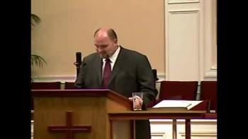 """Power for Life"" - Sun AM Preaching - 5-1-2011 - Community Bible Baptist Church 1of2"