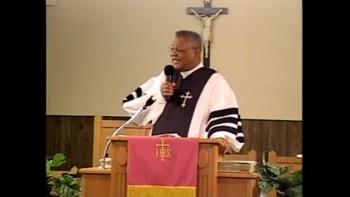 Dr Levi Young sermon ;banish wory