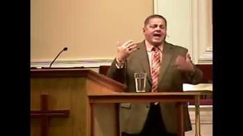 """Lessons on Self-Control"" - Sun PM Preaching - 5-1-2011 - Community Bible Baptist Church"