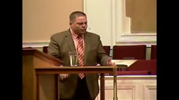 Heroes of the Faith - Amram and Jochebed Wed PM Prayer Meeting 5-11-2011 - Community Bible Baptist Church 2of2