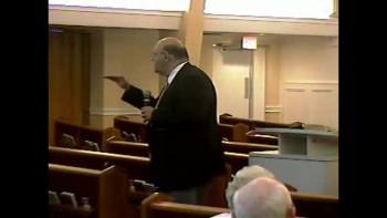 Sunday School 5-15-2011 Community Bible Baptist Church