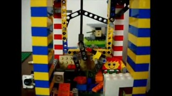 The LEGO Claw Machine