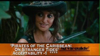 PIRATES OF THE CARIBBEAN-ON STRANGER TIDES review