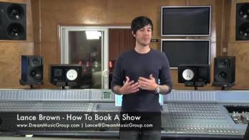 How to Book a Show - Dream Records