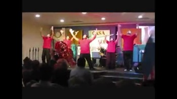 """B TO B MINISTRIES & PROPHETIC MIMES """"CITY OF FIRE""""(MIME DANCE)"""