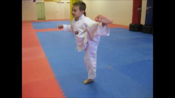 A Taekwondo Hymn: Jesus, Holy Master (Keoluk Hasin Junim)