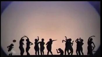 Beautiful Silhouette Dancing - Breathtaking!