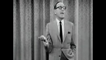 Jack Benny on 'Eating on the Road'