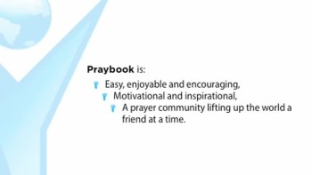 praybook coming soon inspirational videos