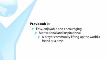 praybook coming soon inspirational videos