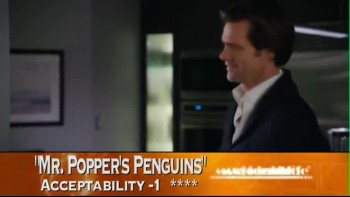 MR POPPER'S PENGUINS review
