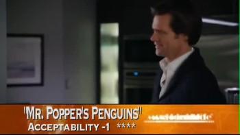 MR POPPER'S PENGUINS review