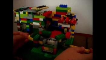LEGO Atlantis Pinball Machine