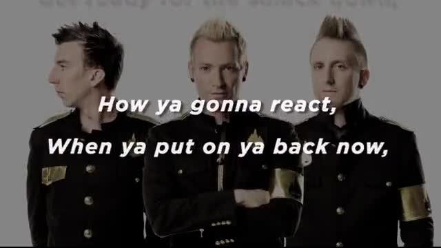Thousand Foot Krutch - Smack Down (Slideshow With Lyrics)