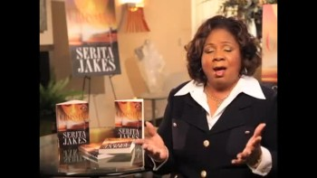 Mrs. Serita Jakes talks about her new novel The Crossingt novel The Crossing