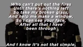 Thousand Foot Krutch - Watching Over Me (Slideshow With Lyrics)