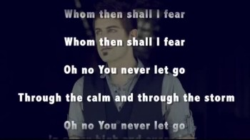 Jeremy Camp - You Never Let Go (Slideshow With Lyrics)
